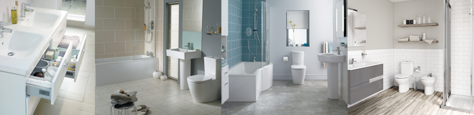 elegant bathrooms by pg bones, Home design